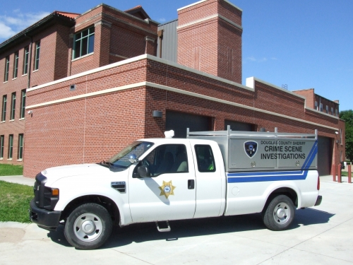 CSI Response Vehicle